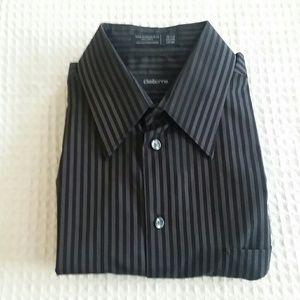 Mens Claiborne Striped Shirt